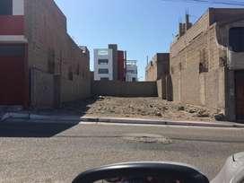 Vendo terreno urbano cercado de 200 m2, ubicado en Pampa Inalambrica, Ilo