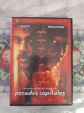 Siete Pecados Capitales DVD Original