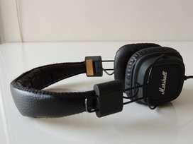 Marshall 1 audífonos alambricos