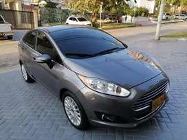 Ford Fiesta Titanium Excelente estado