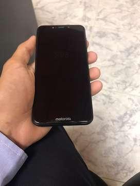 Motorola One 6 meses de uso, en perfectas condiciones, estado fisico 9/10 estado funcional 10/10