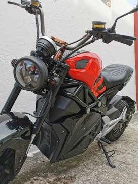 Moto eléctrica 2000w.