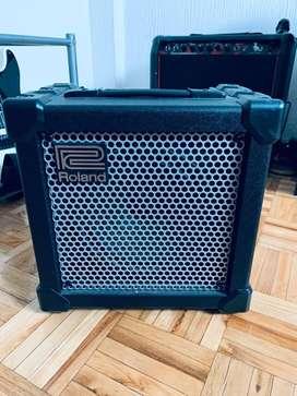 Vendo amplificador ROLAND CUBE 15X