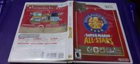 Mario All Stars Original Nintendo Wii