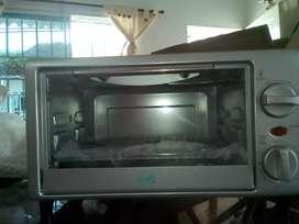 Un microondas y sirve para tostador nuevo