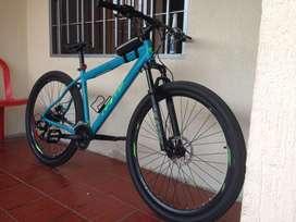 Bicicleta GW/13DIAS DE COMPRADA