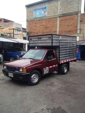 Chevrolet luv 2300 furgón vencambio