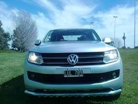 Volkswagen Amarok Starline tdi mod: 2012