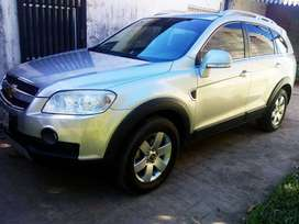 Chevrolet Captiva Ltz -tope gama- Diesel