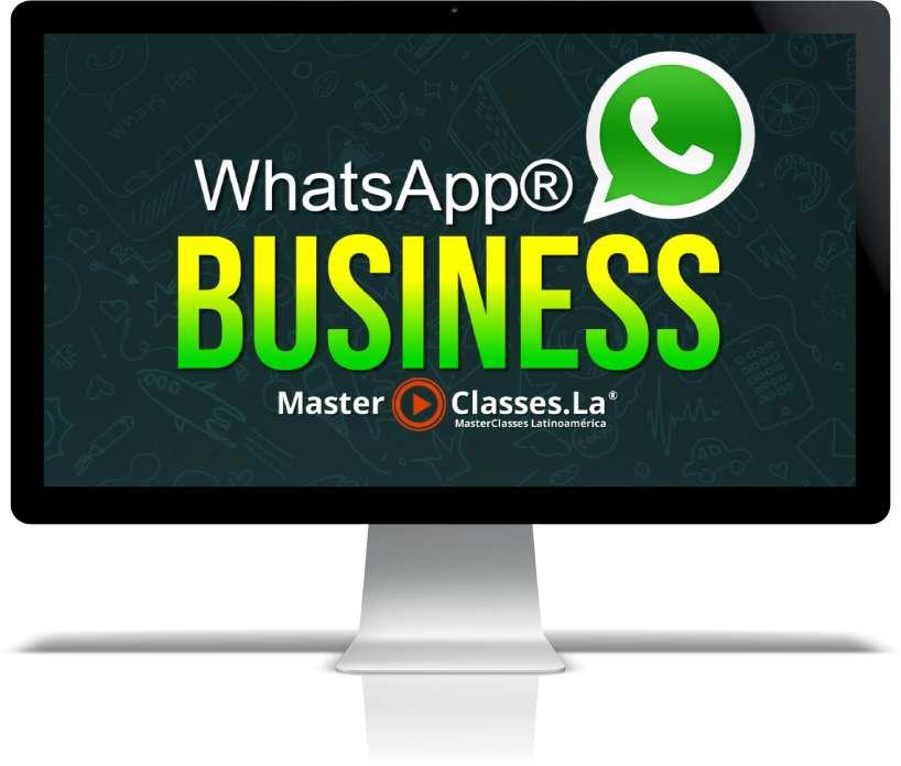 OFERTA curso ventas WHATSAPP BUSINESS 0