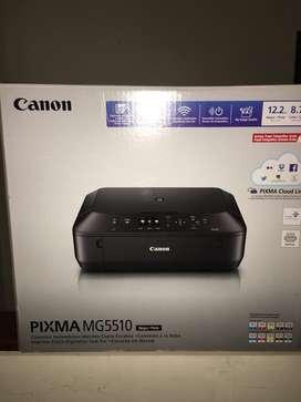Impresora Canon pixma mg5510