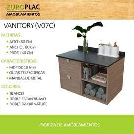 Vanitory V07C
