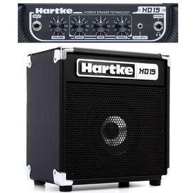 Amplificador Bajo Hartke Hd15 Planta De Bajo Hd15 Hartke