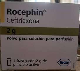 Rocephin - ceftriaxona 2 g