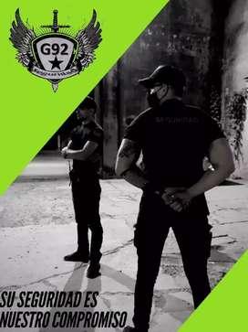 Servicio de seguridad G92