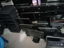 computadores de escritorio  procesador Core 2 RAM 2gb disco 250gb