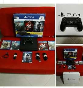 Play station slim 4