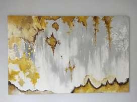 Pintura artística en acrilico