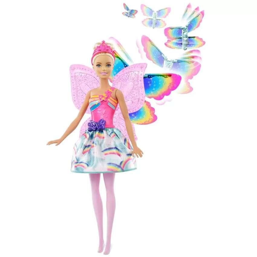 Oferta Barbie Dreamtopia alas mágicas nueva y 100% original de Mattel. 0