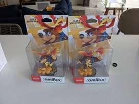 Amiibo Banjo Kazooie Super Smash Bros