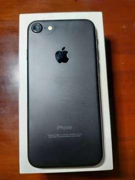 iPhone 7 Negro mate - 32Gb