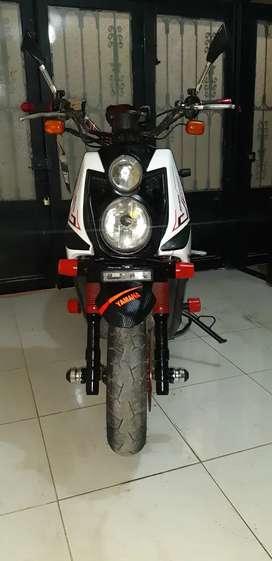 Vendo Moto Biwis YW125