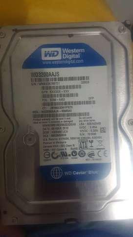 DISCO DURO DE 320 GB