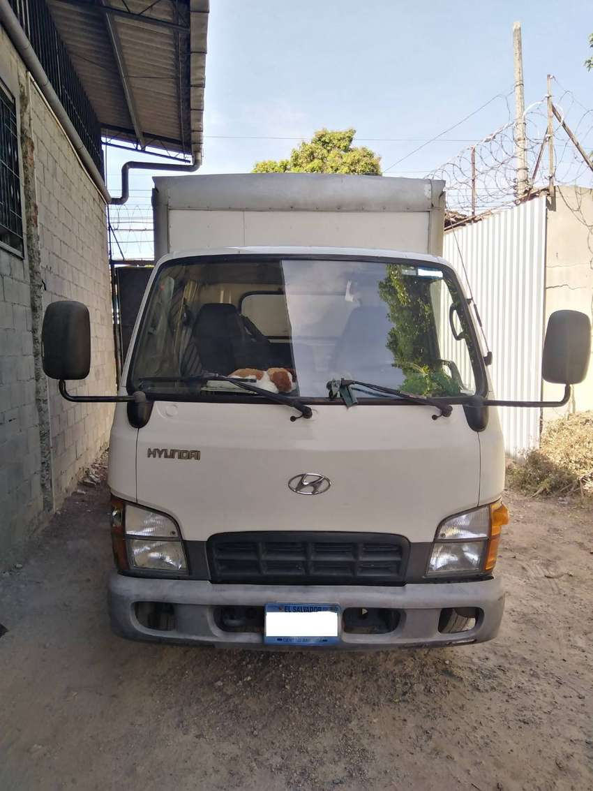 SE VENDE CAMION HYUNDAY HD45 2012 EXELENTE ESTADO 0