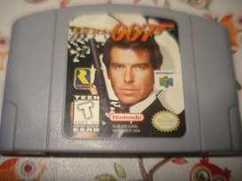 juego De Nintendo 64 Goldeneye 004 Original Impecable