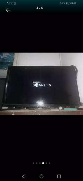 VENDO TELEVISOR SAMSUNG SMART TV DE 32 PULGADAS