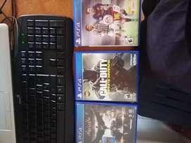 Juegos PS4 play 4 originales