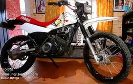 Yamaha dt 125 modelo 95