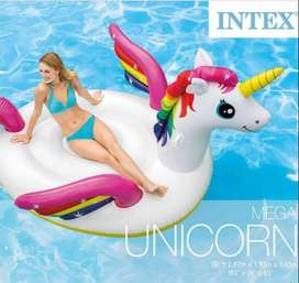 Flotador Intex 57281 Mega Unicornio Multicolor