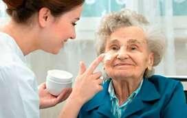 Manejo y Cuidado del adulto mayor.