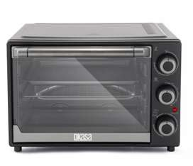 HORNO PROFESSIONAL TOASTER DELUXE 32 LITROS DKASA