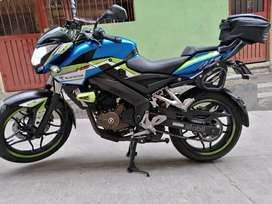 pulsar ns200 2016 perfecto estado