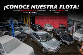 AVANTE ELANTRA AD 2016-2017 FLOTA EN STOCK FULL EQUIPO