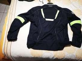 vendo chaqueta de protección adt para moto