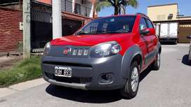 Fiat Uno Way Impecable Pack Electrico