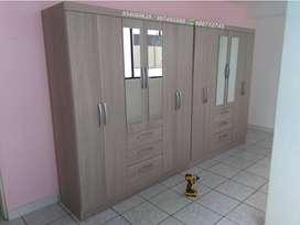 Técnico especialista en armados desarmados centros de tv armarios closets muebles de melamina reposteros a domicilio