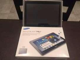 Tablet Samsung Tab 2 10.1 para reparar o usar como repuesto