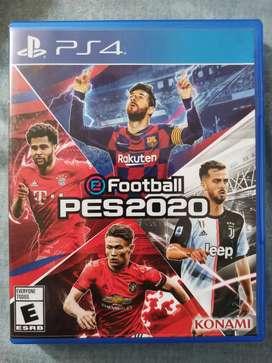 Venta película pes 2020 para PS4