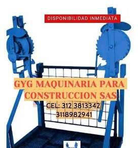 venta de maquinaria de construcción