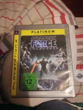 Star Wars El Poder Se La Fuerza Ps3