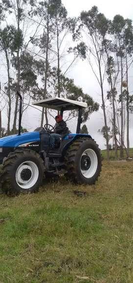 Vendo de oportunidad hermoso tractor tl100