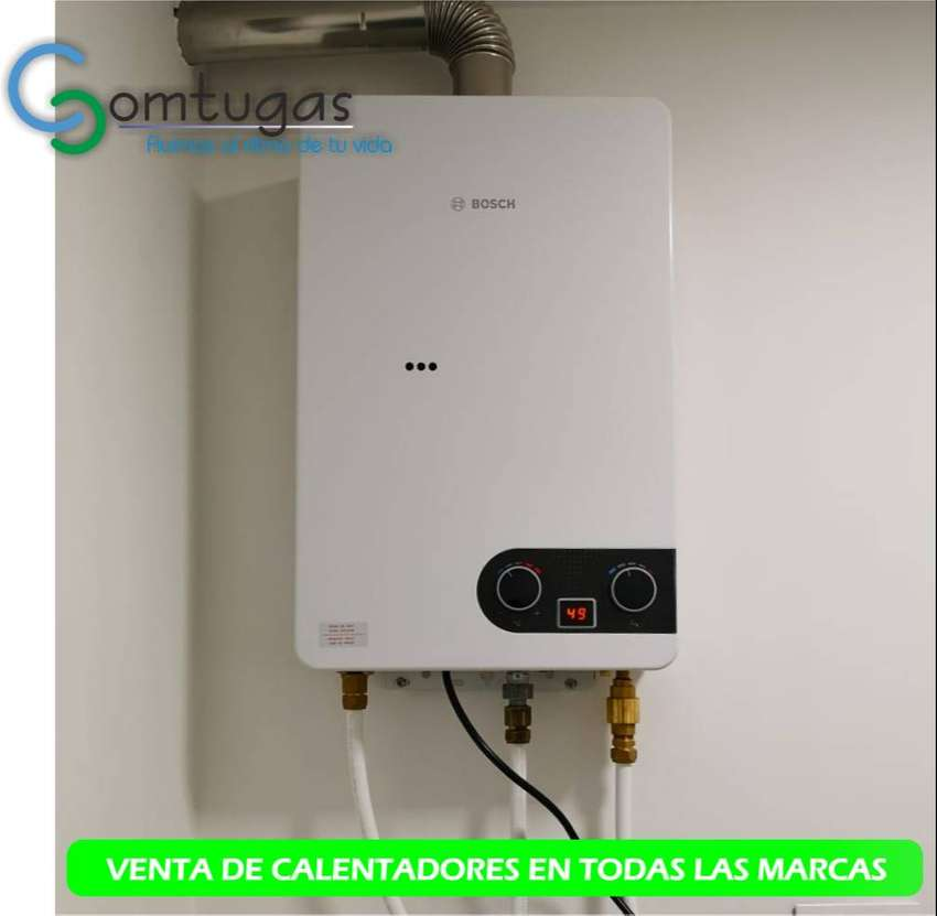 Calentadores a gas garantizados 100% 0