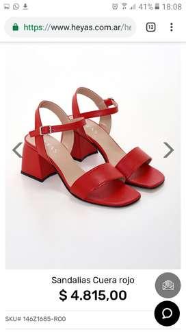 Sandalias nuevas buen precio