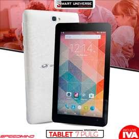 Tablet Speedmind 7 Pulgadas 3g Doble Chip Quad Core 1gb Ram