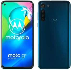 Motorola Moto G8 Y G8 Power Libres Nuevos 4G Funda Gtia Tmb Plus