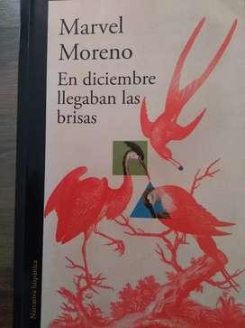 En diciembre llegaban las brisas de Marvel Moreno